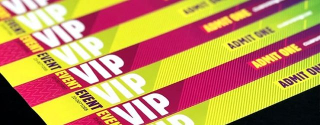 Why You Should Get Custom Wristbands If You Are Hosting An Event