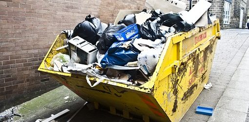 The Process Of Rubbish Removal